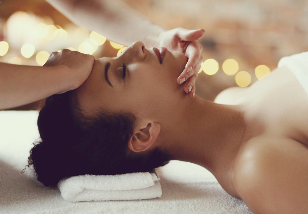 Healing Body Mask For Spa
