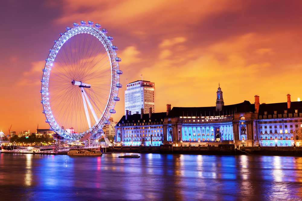 top 10 fun facts about the london eye