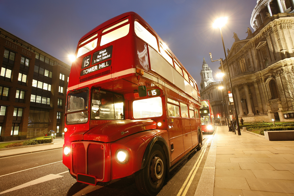 The convenience of London's transport systems