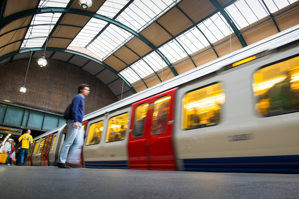 Will you need to use the trains often in London?