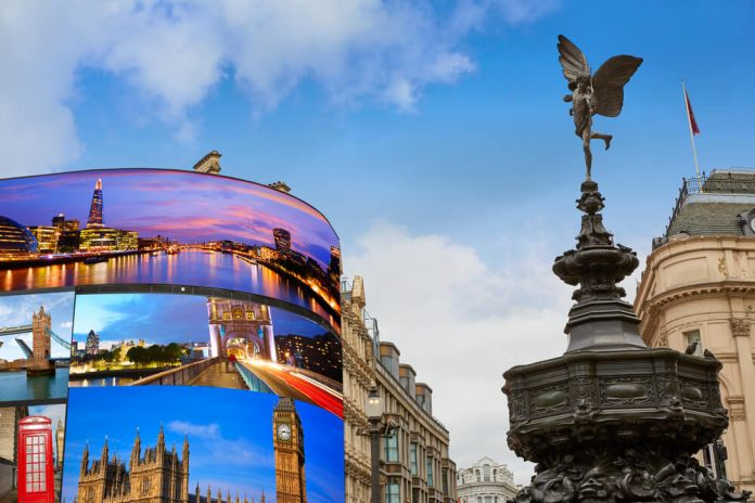 Piccadilly Circus Facts