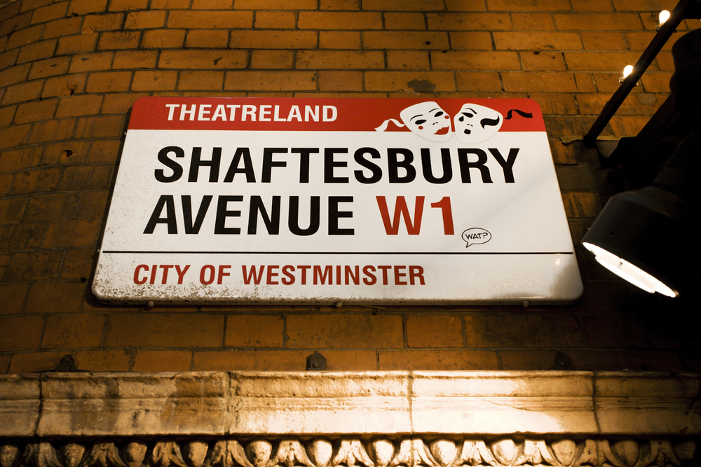 The Shaftesbury Avenue Theatre