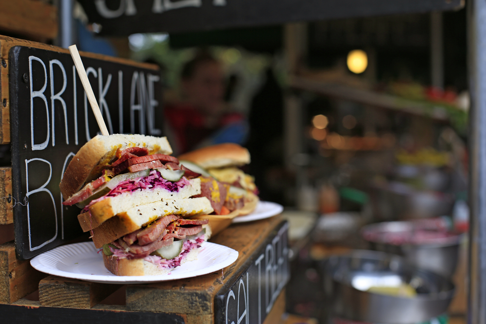 The Gourmet's Guide to London's Food Festivals