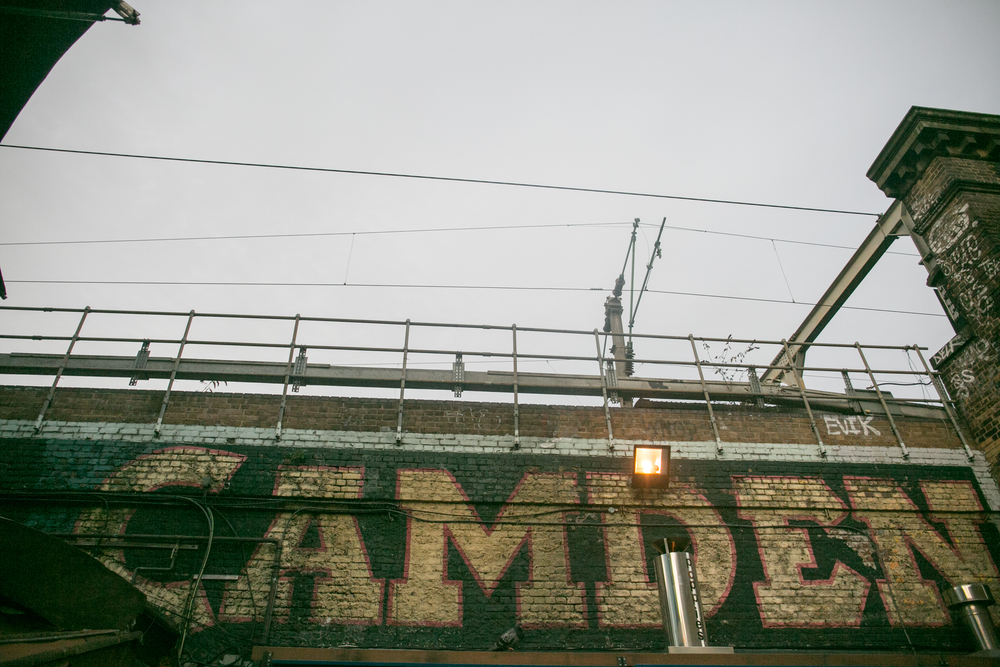A BRIEF HISTORY OF CAMDEN MARKET
