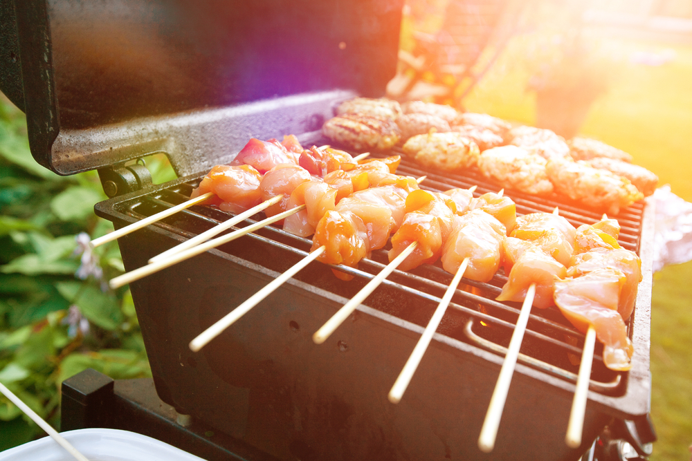 GET YOUR BBQ SIZZLING IN PICCADILLY