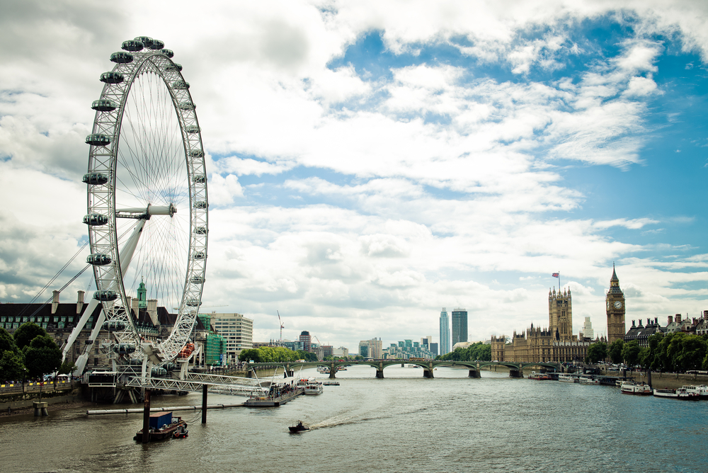 A Brief History of the London Eye