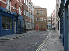 alley ways london 1