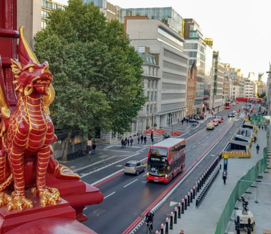 China Town in London